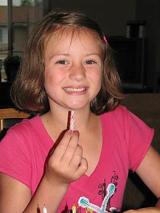 Maddie is 8