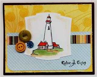 Whisped Lighthouse